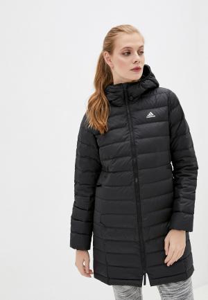 Пуховик adidas W TODOWN Coat. Цвет: черный