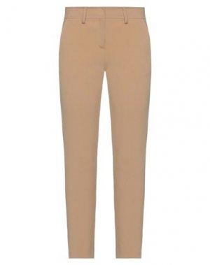 Повседневные брюки ATOS LOMBARDINI. Цвет: верблюжий