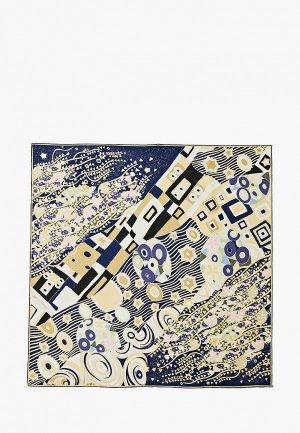 Платок Freywille Hommage a Gustav Klimt. Цвет: разноцветный