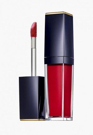Помада Estee Lauder Pure Color Envy Paint-On Liquid Lip Color, 7 мл. Цвет: красный