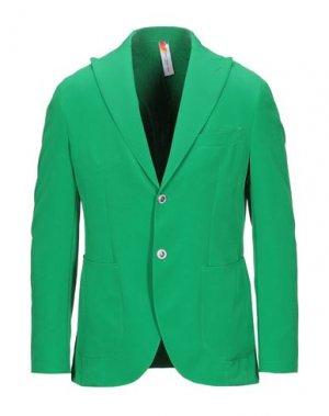 Пиджак TWENTY-ONE. Цвет: зеленый