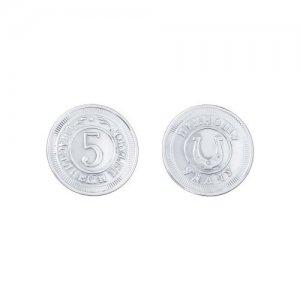 Монетка на удачу SOKOLOV