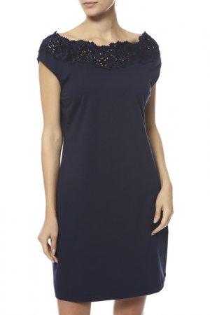 Платье Ermanno Scervino. Цвет: мультицвет
