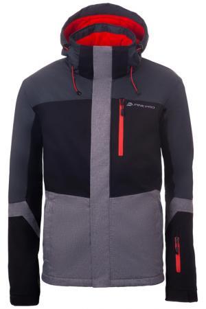 Jacket Alpine Pro. Цвет: black, gray