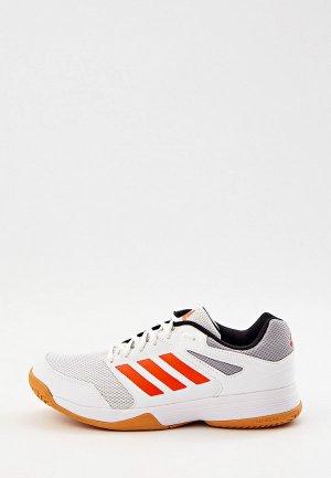 Кроссовки adidas SPEEDCOURT M. Цвет: белый