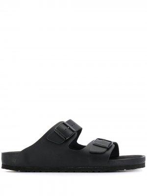 Monterey buckled sandals Birkenstock. Цвет: черный