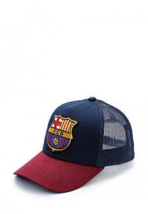 Бейсболка Atributika & Club™ Barcelona. Цвет: синий
