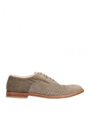Обувь на шнурках TRIVER FLIGHT. Цвет: серый