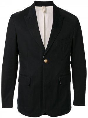Пиджак с карманами Kent & Curwen. Цвет: синий