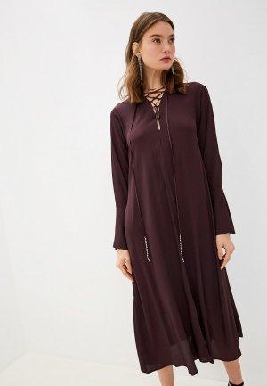 Платье Beatrice.B. Цвет: фиолетовый