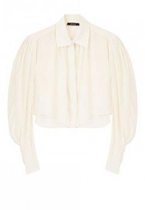 Блуза ISABEL MARANT. Цвет: бежевый