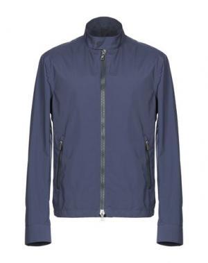 Куртка GEOSPIRIT. Цвет: темно-синий