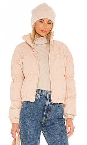 Куртка kain SNDYS. Цвет: nude