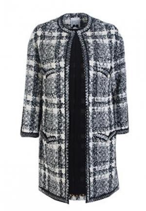 Пальто EDWARD ACHOUR. Цвет: серый