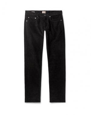 Повседневные брюки J.CREW. Цвет: черный