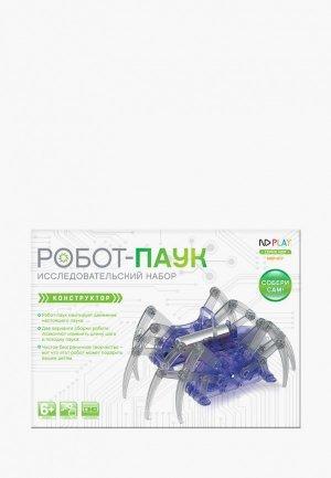 Конструктор ND Play Робот-паук. Цвет: фиолетовый