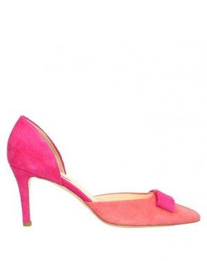 Туфли KATE. Цвет: пастельно-розовый