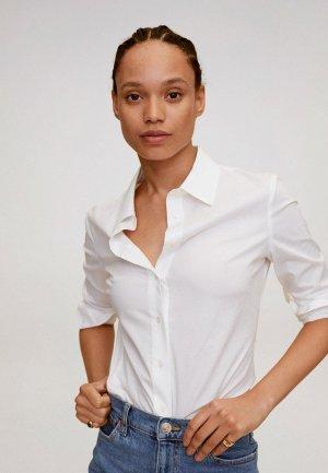 Рубашка Mango - SOFIA. Цвет: белый