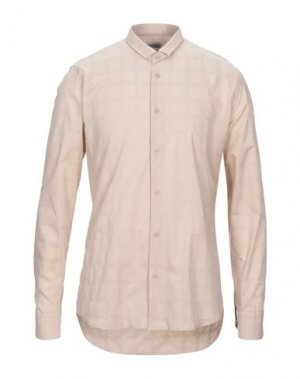 Pубашка HAMAKI-HO. Цвет: бежевый