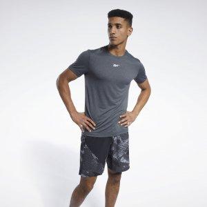 Спортивная футболка Workout Ready Mélange Reebok
