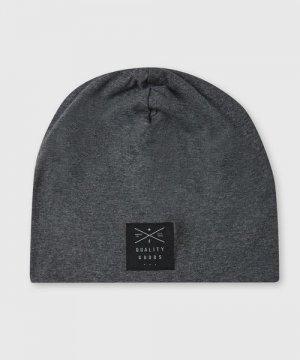 Трикотажная шапка O`Stin. Цвет: серый