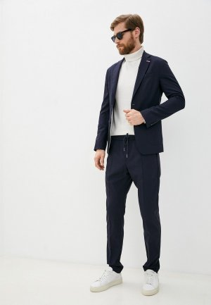Костюм классический Tommy Hilfiger Tailored. Цвет: синий