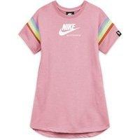 Платье с коротким рукавом для девочек школьного возраста Sportswear Heritage Nike