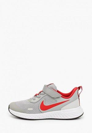 Кроссовки Nike REVOLUTION 5 (PSV). Цвет: серый