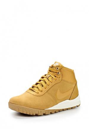 Ботинки Nike MENS HOODLAND SUEDE SHOE. Цвет: коричневый