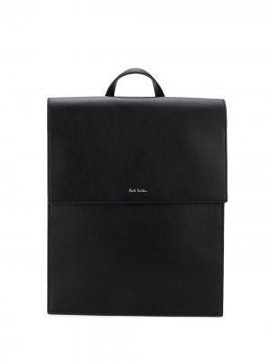Рюкзак Concertina с логотипом Paul Smith. Цвет: черный