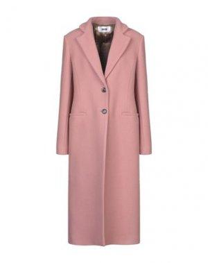 Пальто MAURO GRIFONI. Цвет: пастельно-розовый