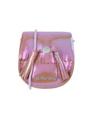 Кошелек для монет DR. MARTENS. Цвет: розовый