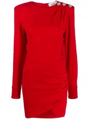 Платье мини Sloane Ba&Sh. Цвет: красный
