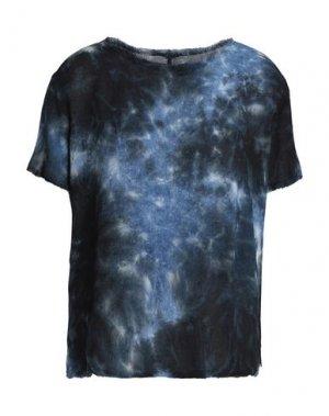 Блузка ENZA COSTA. Цвет: синий
