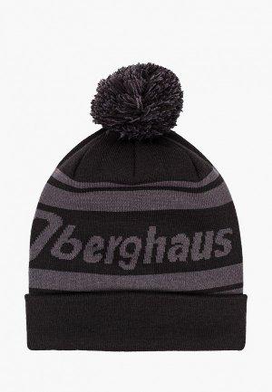 Шапка Berghaus. Цвет: серый
