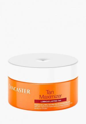 Гель для тела Lancaster After Sun - Tan Maximizer Успокаивающий, увлажняющий, восстановление после загара чувствительной кожи, 200 мл. Цвет: прозрачный