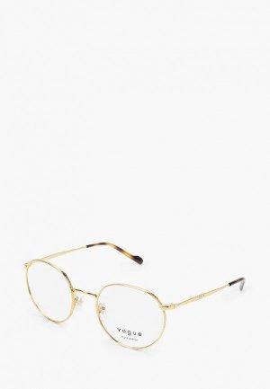 Оправа Vogue® Eyewear VO4183 280. Цвет: золотой