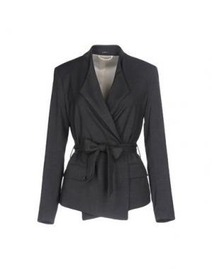 Пиджак GUSTAV. Цвет: свинцово-серый