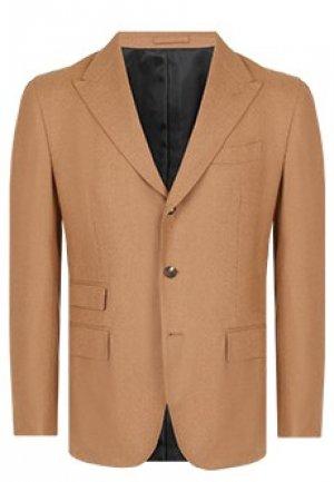Пиджак ELEVENTY. Цвет: бежевый