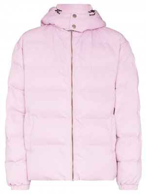Куртка-пуховик Nightrider 1017 ALYX 9SM. Цвет: розовый