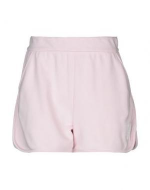 Повседневные шорты CHEAP MONDAY. Цвет: розовый