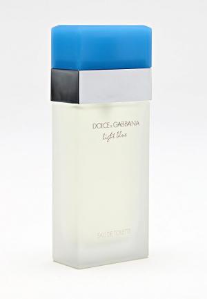 Туалетная вода Dolce&Gabbana Light blue 25 мл. Цвет: белый