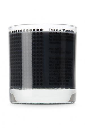 Ароматическая свеча «Tubereuse Noir» Baxter of California. Цвет: без цвета