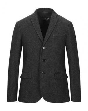 Пиджак ALLEGRI. Цвет: стальной серый