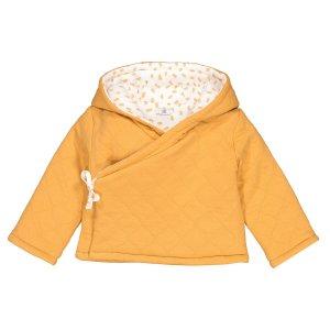 Пальто LaRedoute. Цвет: желтый