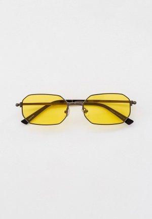 Очки солнцезащитные Havvs HV68027, с поляризованными линзами. Цвет: серый