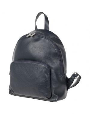 Рюкзаки и сумки на пояс LORIBLU. Цвет: темно-синий