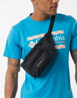 Черная сумка-кошелек на пояс -Черный Columbia