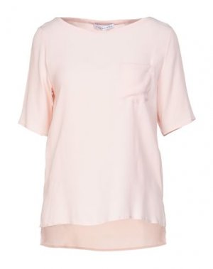 Блузка CARACTÈRE. Цвет: светло-розовый