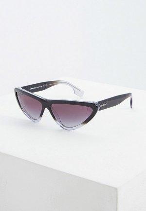 Очки солнцезащитные Burberry BE4292 38058G. Цвет: черный